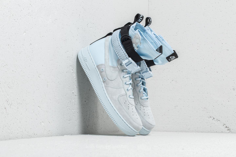 Men's shoes Nike SF Air Force 1 Blue