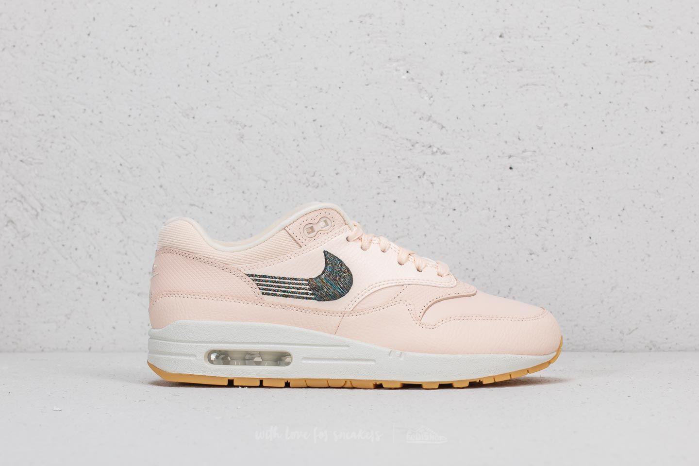 Nike Wmns Air Max 1 Premium Guava Ice Guava Ice Gum Yellow   Footshop