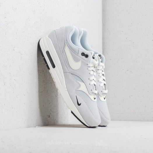 Nike Air Max 1 Premium Light Blue White : Release date, Price & Info