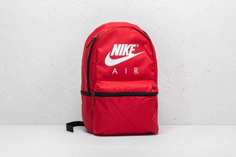 3f66da38136c Nike Air Backpack Red  White