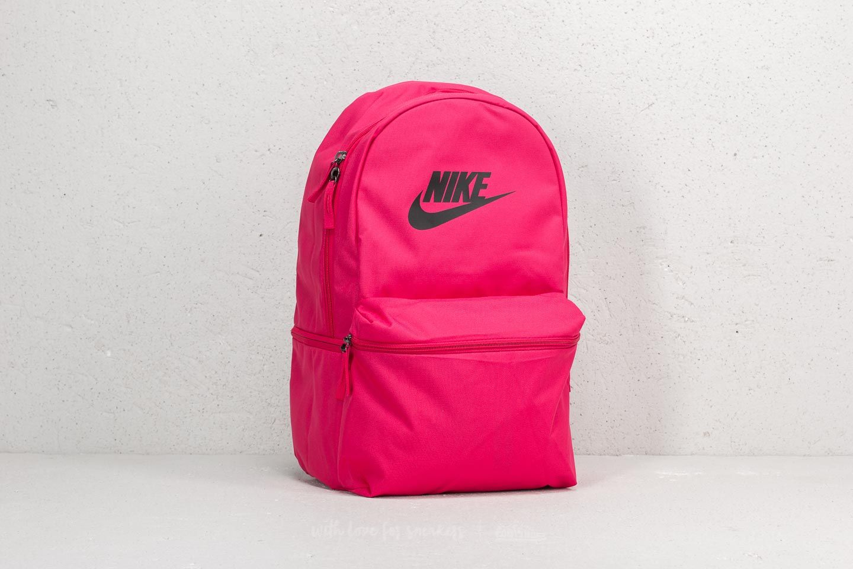 Nike Heritage Backpack Pink/ Black
