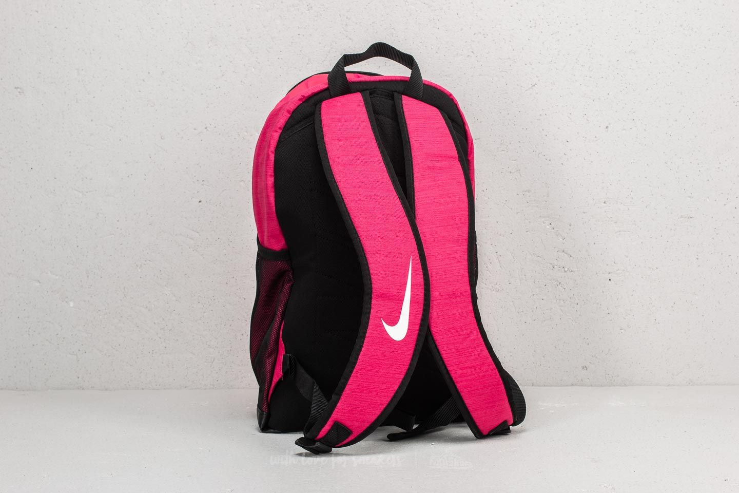 ce2b59d15870 Nike Brasilia M Backpack Pink  Black  White at a great price  41 buy at
