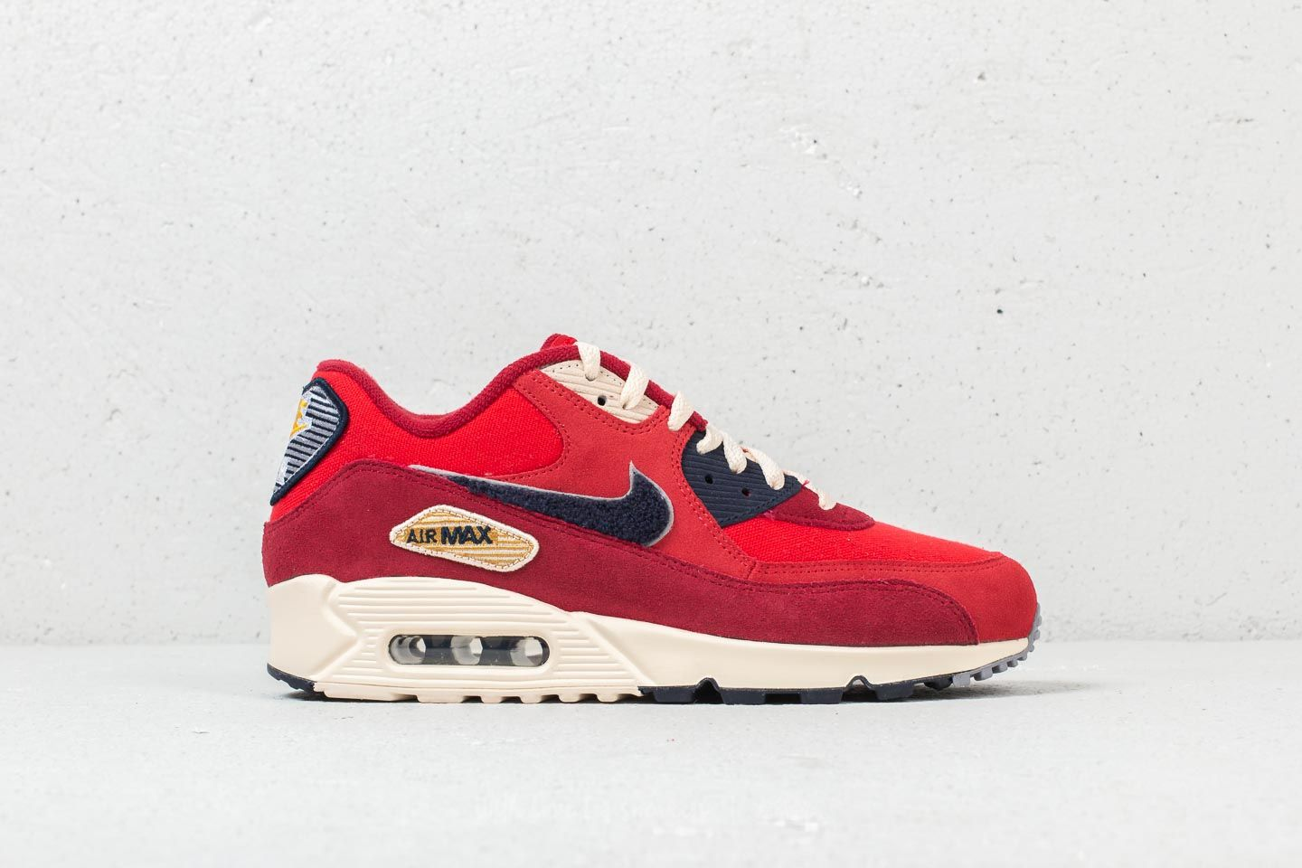norway full red nike air max 90 a74b0 45fb4