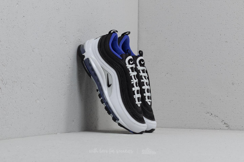 c2353eb00c Nike Air Max 97 White/ Black-Persian Violet | Footshop
