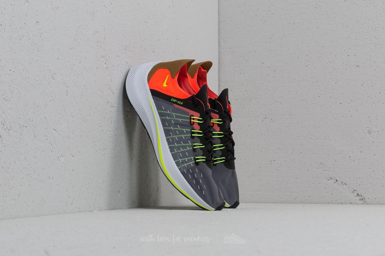 Nike Exp-X14 W Black/ Volt-Total Crimson