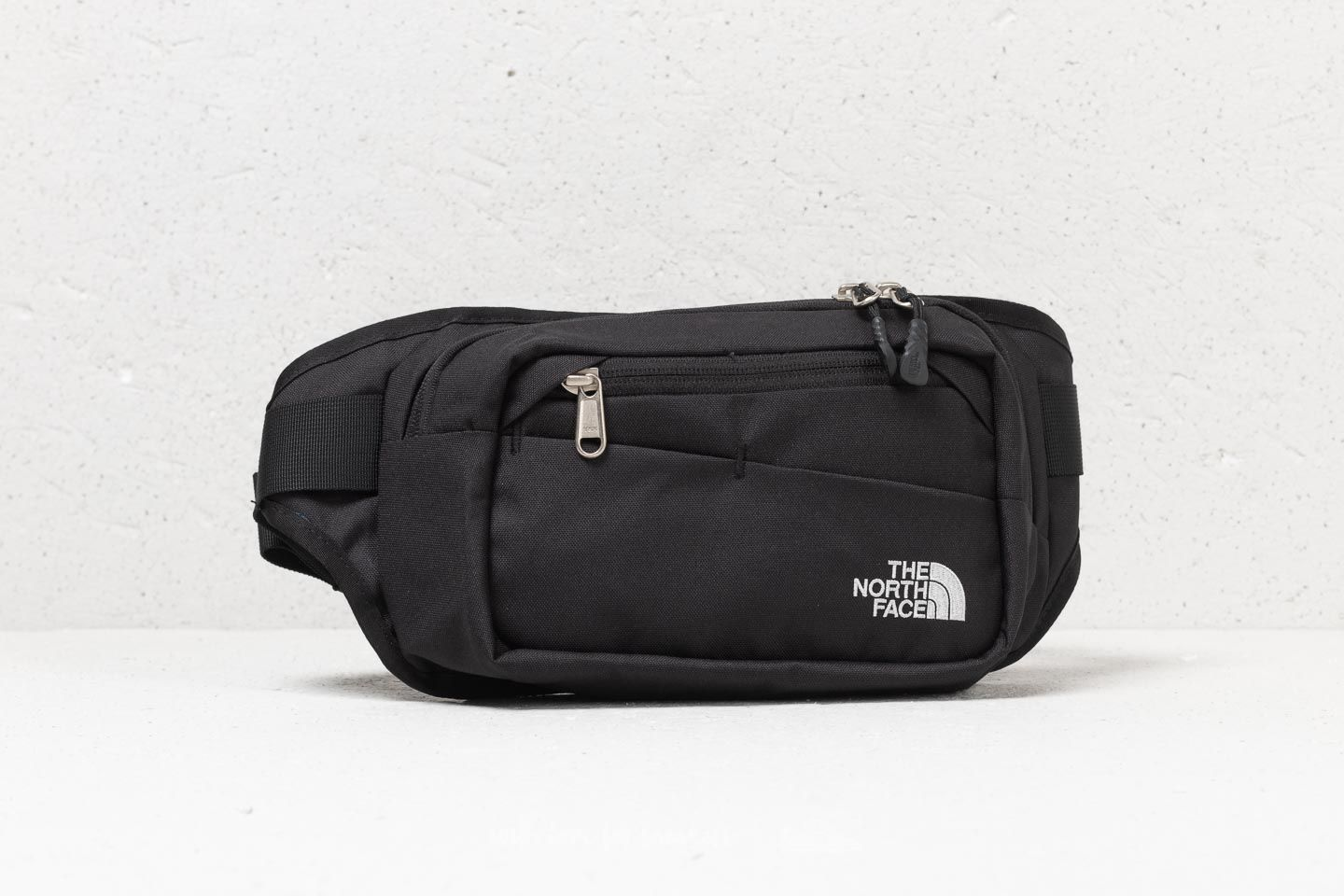 c82643273d The North Face Bozer Hip Pack II TNF Black  High Rise Gray