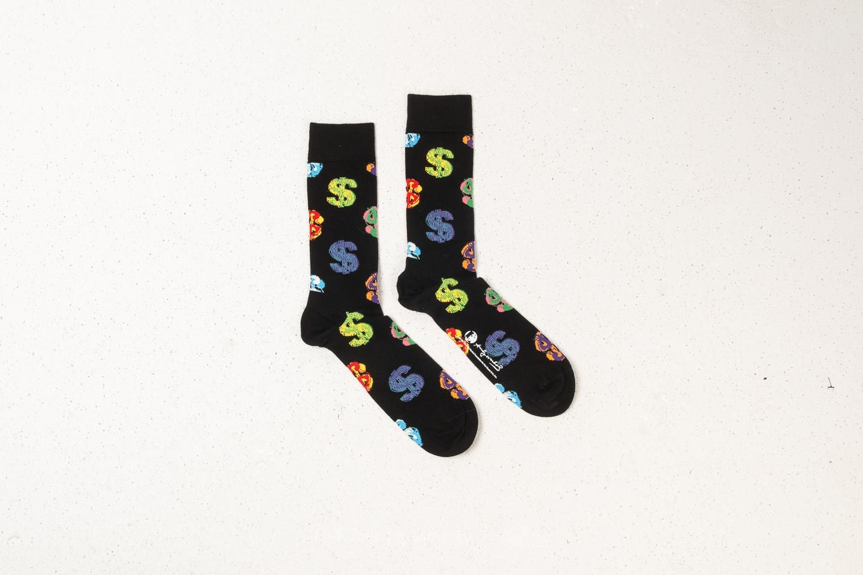 Happy Socks x Andy Warhol AWDOL01-9000 za skvělou cenu 340 Kč koupíte na Footshop.cz