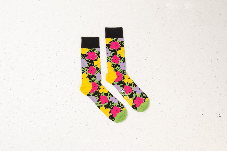 Ponožky Happy Socks x Andy Warhol AWFLO01-3000