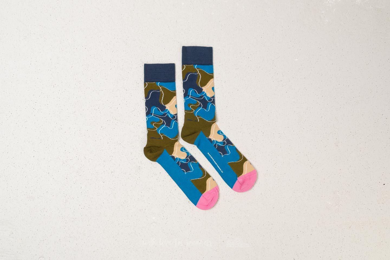 Happy Socks x Wiz Khalifa WIZ01-7000 za skvělou cenu 150 Kč koupíte na Footshop.cz