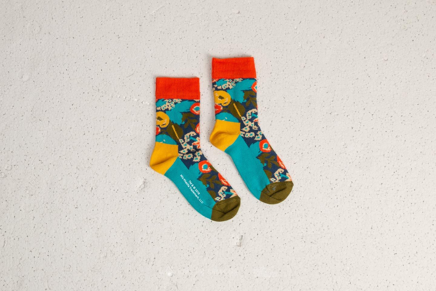 Zoknik Happy Socks x Wiz Khalifa KWIZ01-6001
