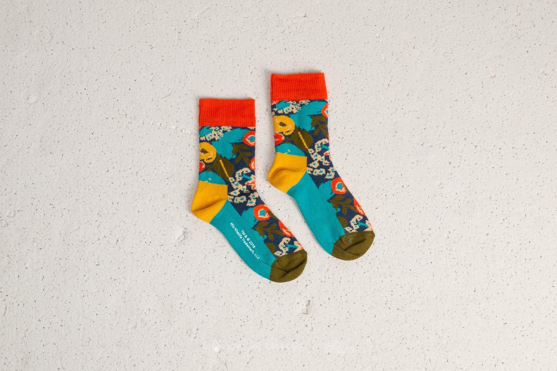 Happy Socks x Wiz Khalifa KWIZ01-6001 za skvělou cenu 110 Kč koupíte na Footshop.cz