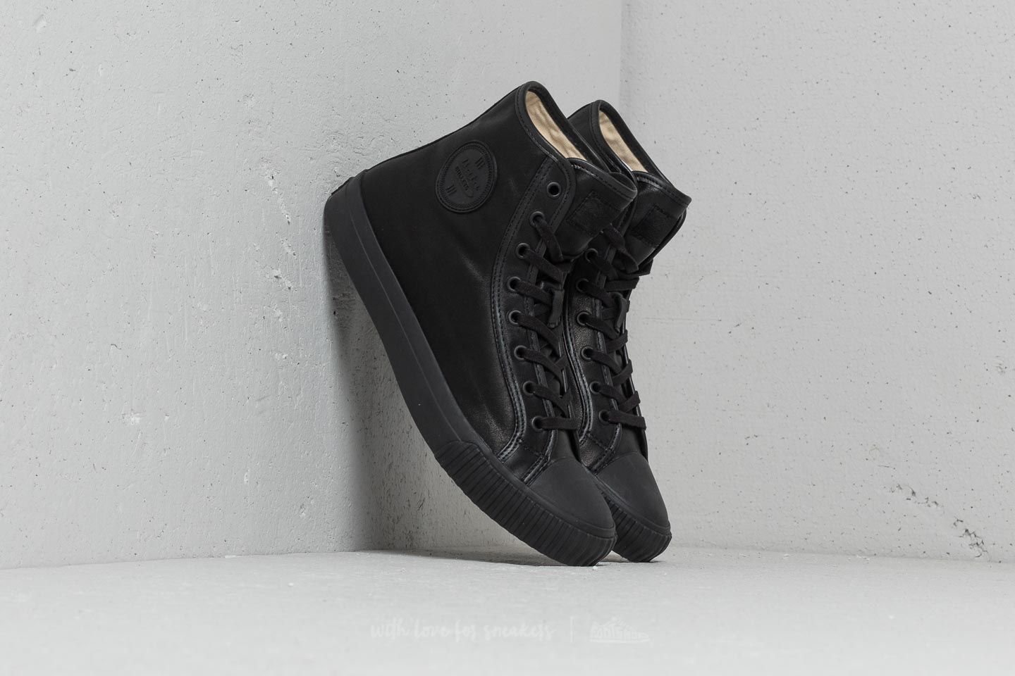 0b75fb4549 Baťa Bullets High Top Black