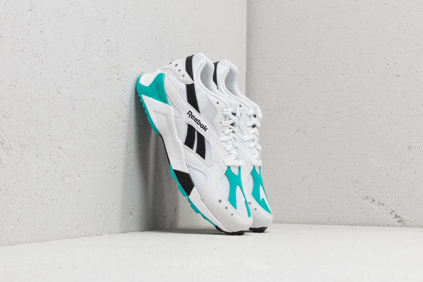 Reebok Aztrek OG OG White Solid Team Black | Footshop