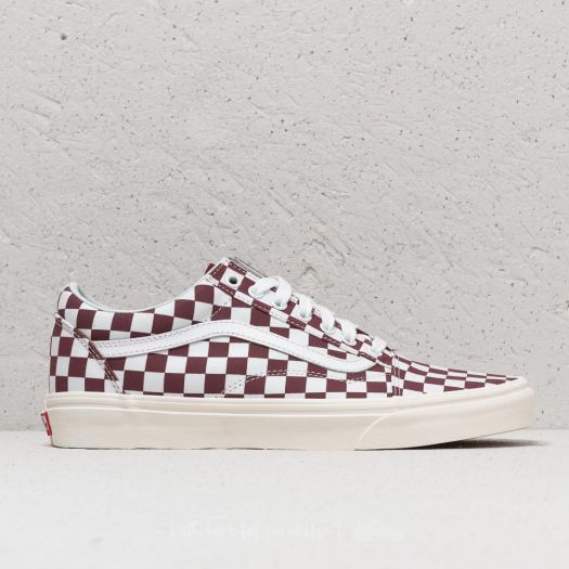 Vans Old Skool (Checkerboard) Port Royal | Footshop