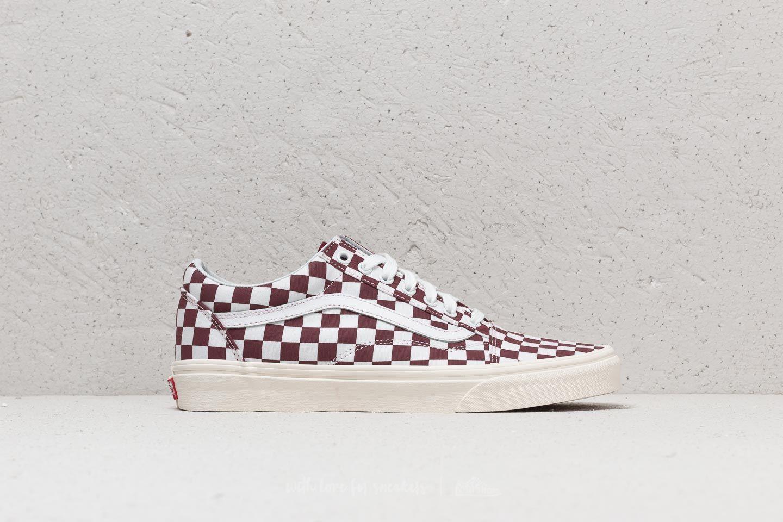 shoes Vans Old Skool CheckerboardPort RoyaleMarshmallow