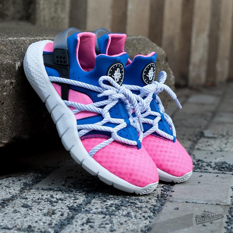 85094d862ebe Nike Huarache NM Pink Pow  Black-Game Royal