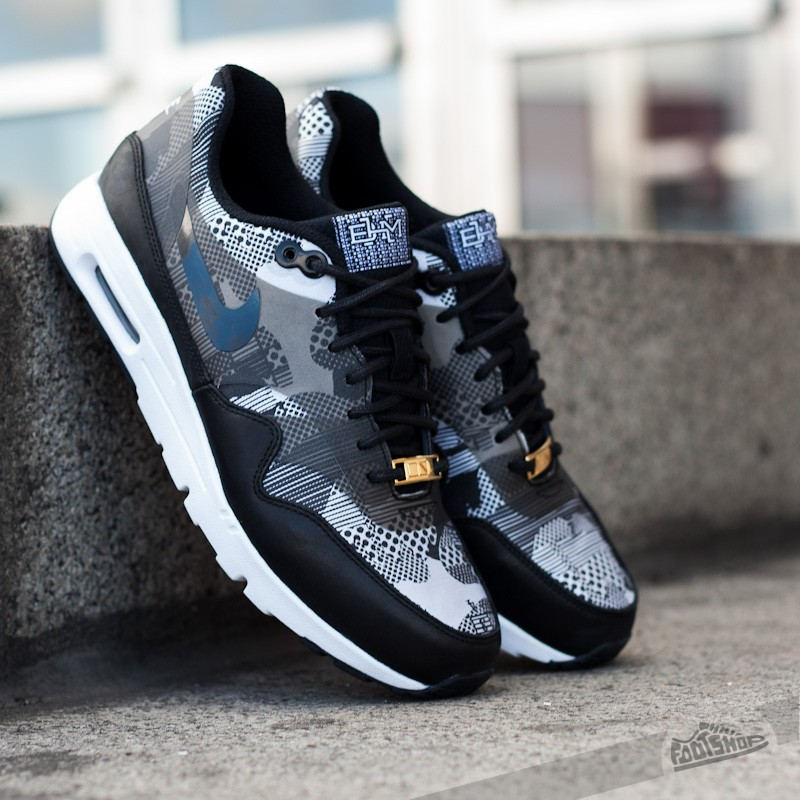 Nike W Air Max 1 Ultra BHM QS BlackBlack White Silver