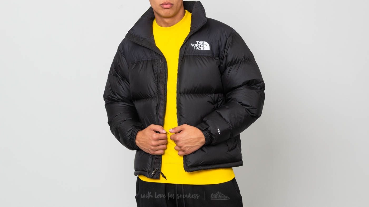 Jacket Face Footshop Tnf Nuptse The Retro M North Black 1996 qCw1nvxYng