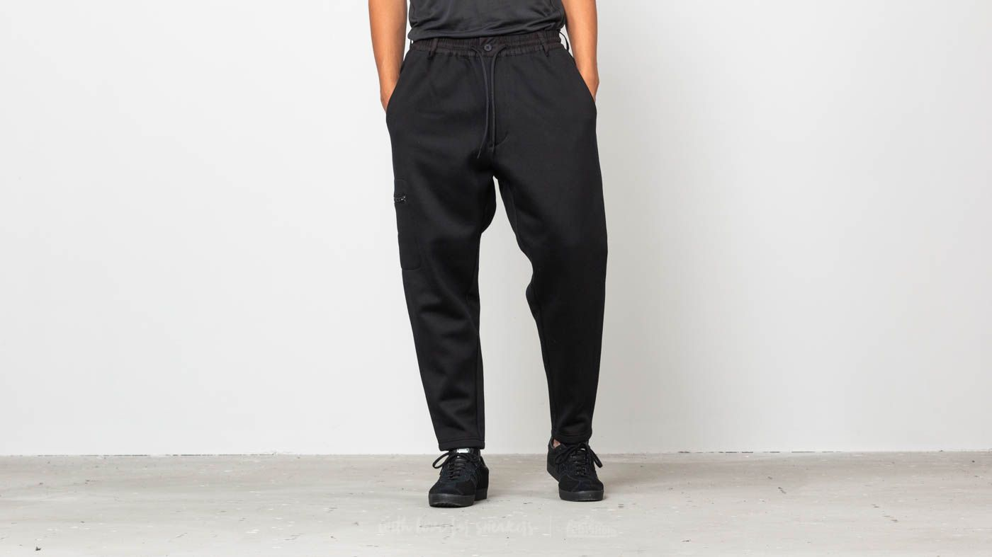 f6d83269f43b9 Y-3 Binding Cargo Pants Black at a great price  259 buy at Footshop