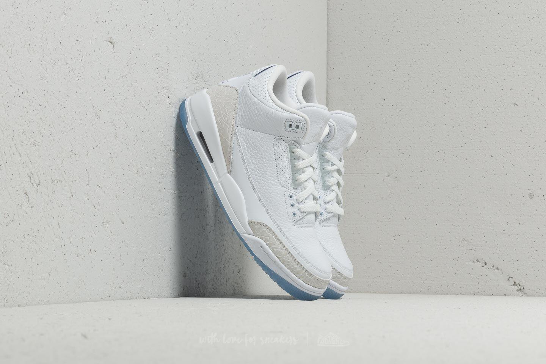 jordan 3 pure white