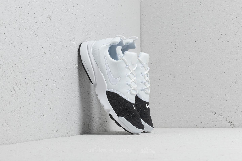 Dámské tenisky a boty Nike Wmns Presto Fly Premium White/ White-Metallic Silver