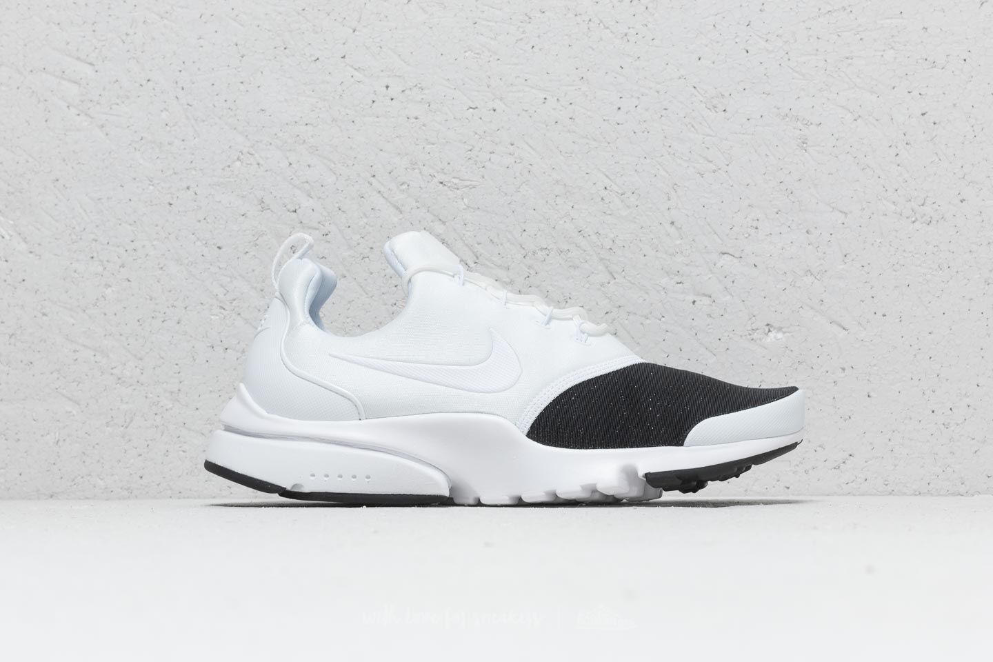 3a0ca3d22a2b Nike Wmns Presto Fly Premium White  White-Metallic Silver at a great price  110