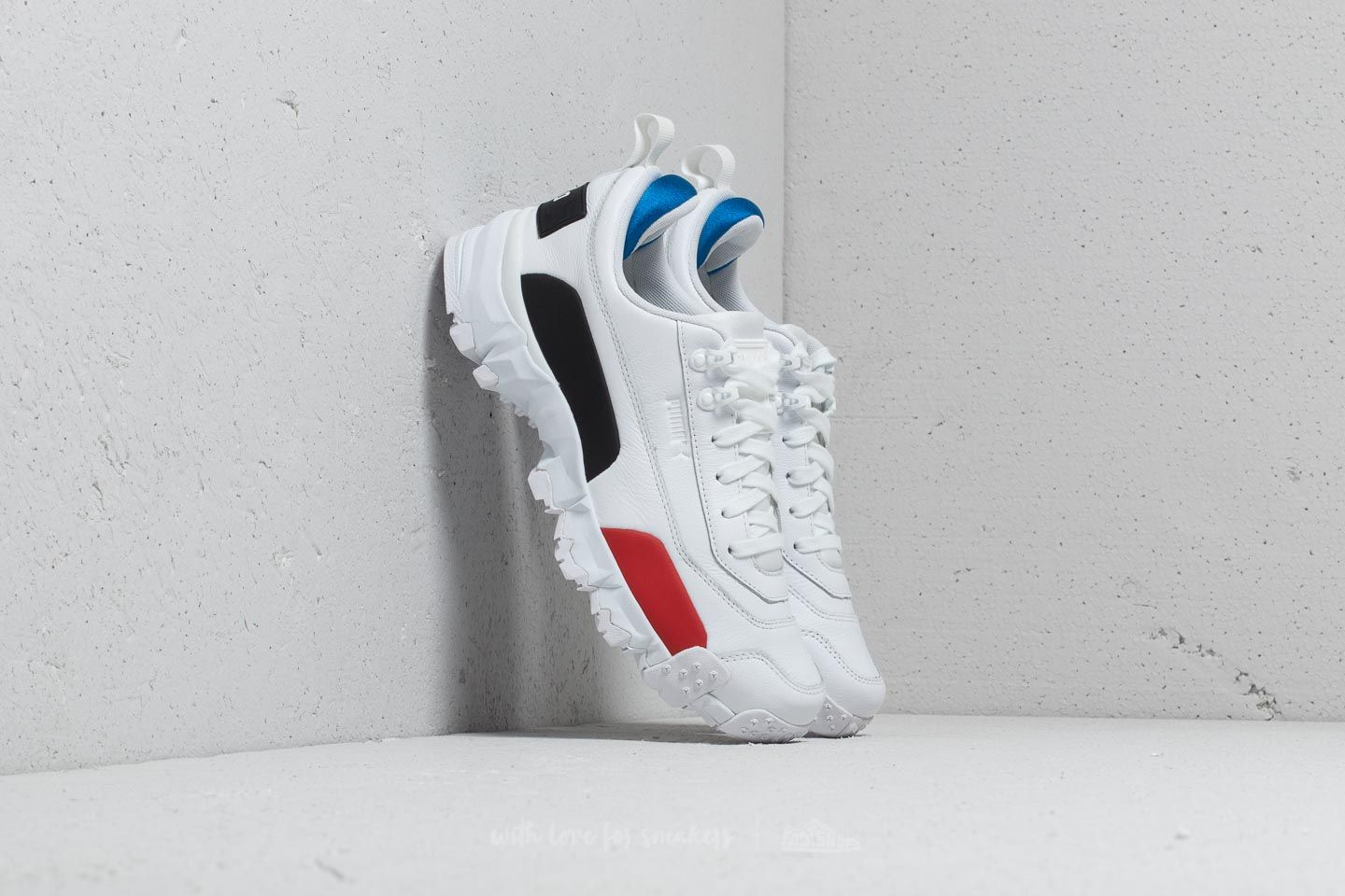 Chaussures et baskets homme Puma x Aytao Trailfox O.Moscow Puma White