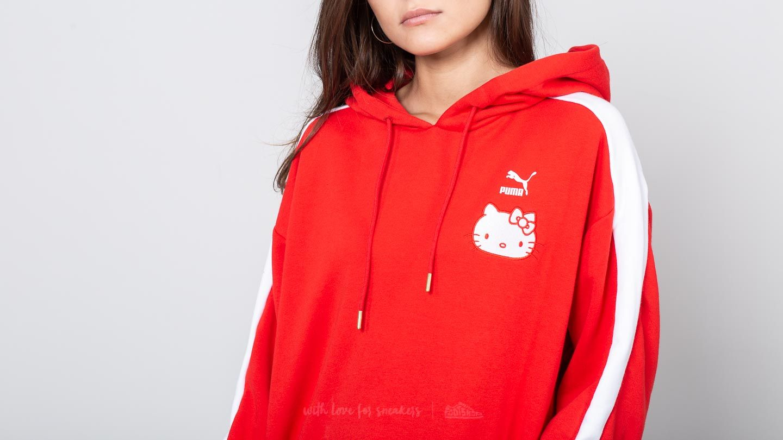 41b983e19b7d Puma x Hello Kitty Hoodie Red at a great price 149 лв купете в Footshop
