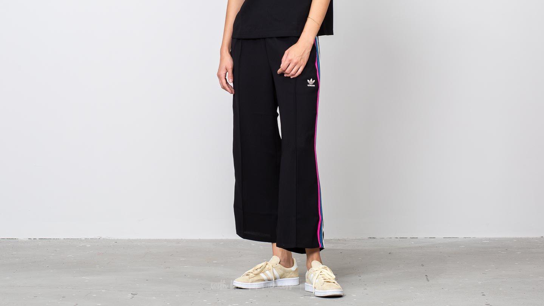 adidas 7/8 Track Pants Black
