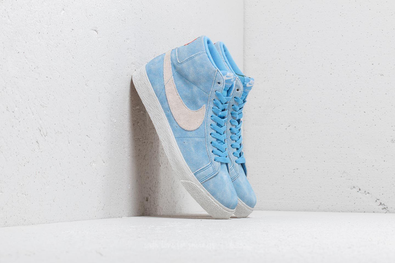 d38797137bbad Nike SB Zoom Blazer Mid University Blue  Light Bone