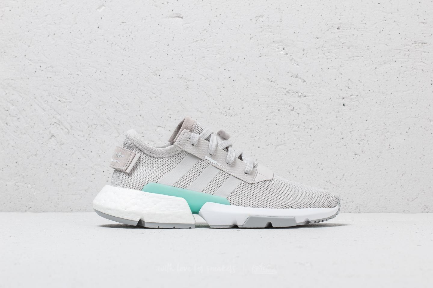 adidas POD-S3.1 W Grey One  Grey One  Clear Mint at a4dc642af