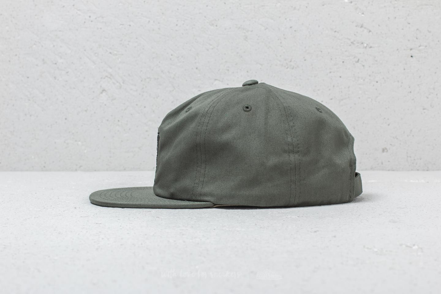 b3a7816992c Stüssy Tribe Strapback Cap Green at a great price 30 € buy at Footshop