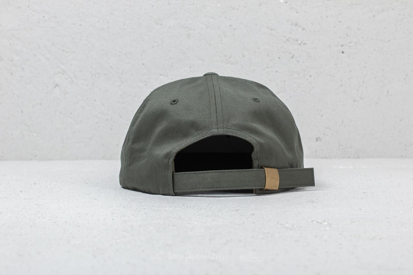 1d36886fa9f Stüssy Tribe Strapback Cap Green at a great price  35 buy at Footshop
