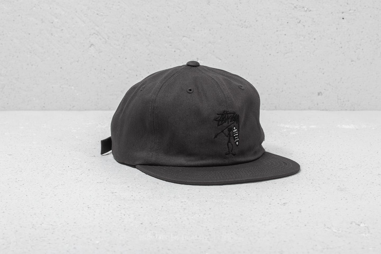 8af3c96b4af Stüssy Tribe Strapback Cap Black