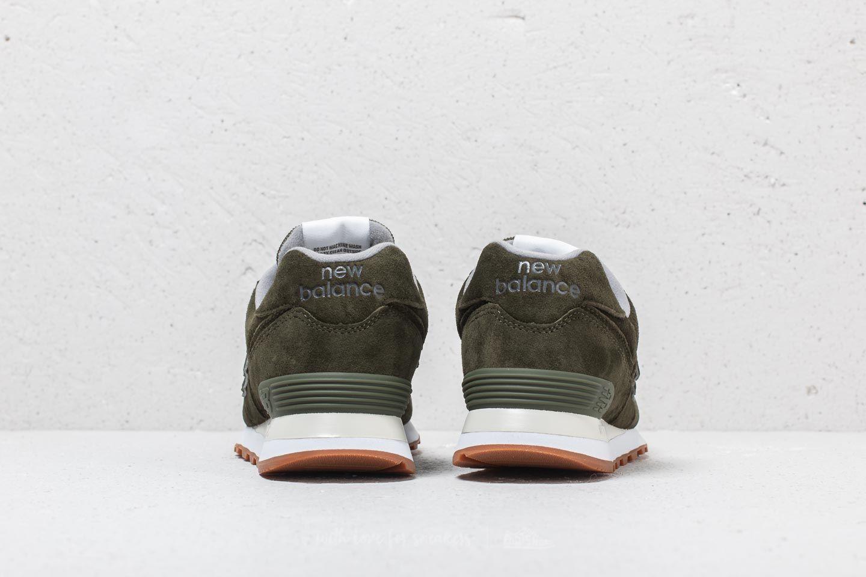 New Balance 574 Olive  Grey au meilleur prix 66 € Achetez sur Footshop 6644f44d6e08