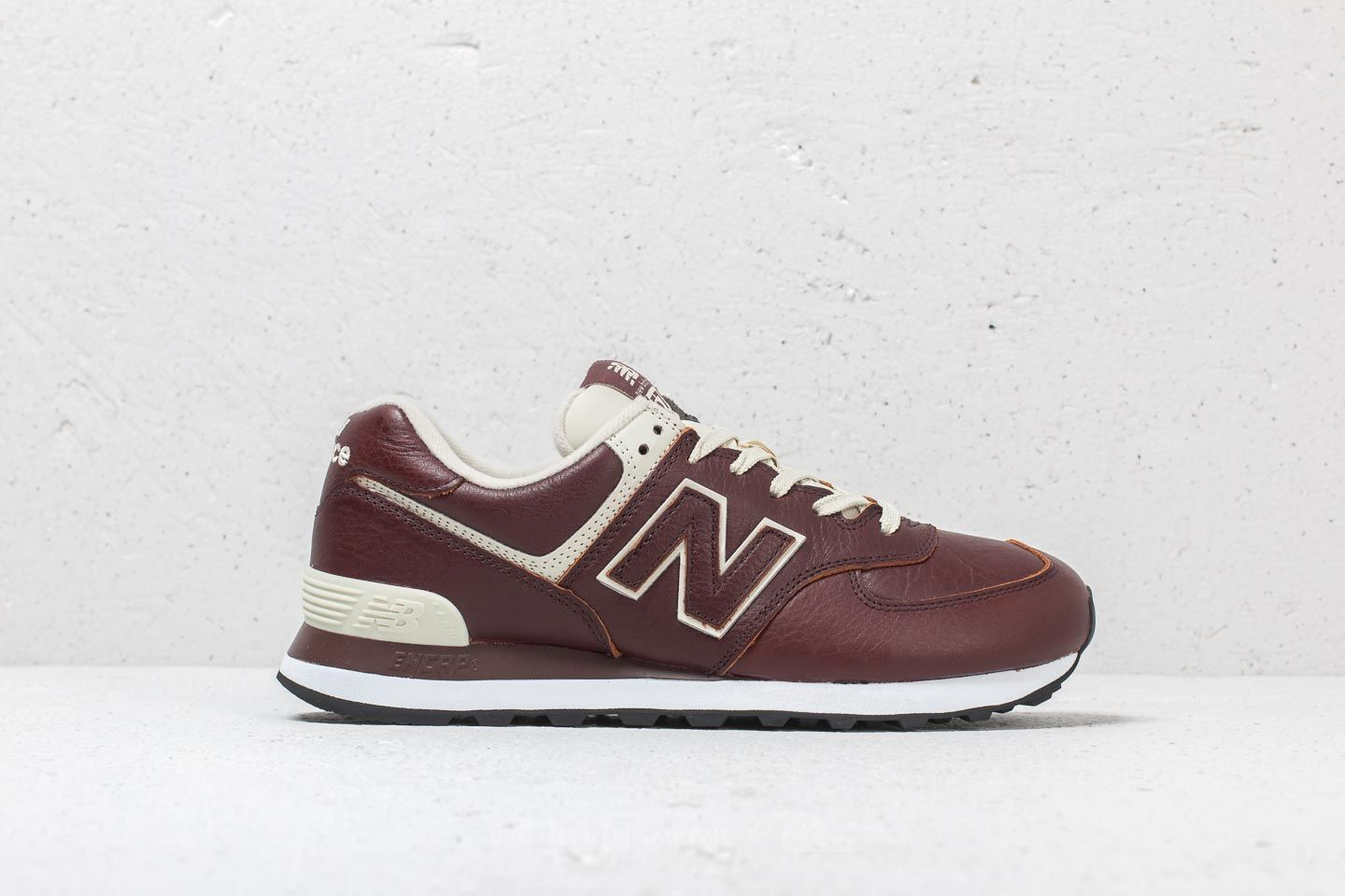 reputable site ba53a 1347b New Balance 574 Brown | Footshop