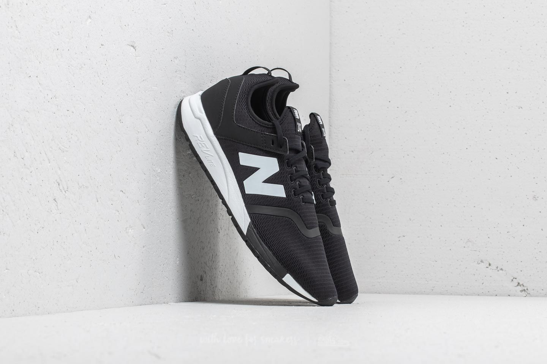 New Balance 247 Black/ White