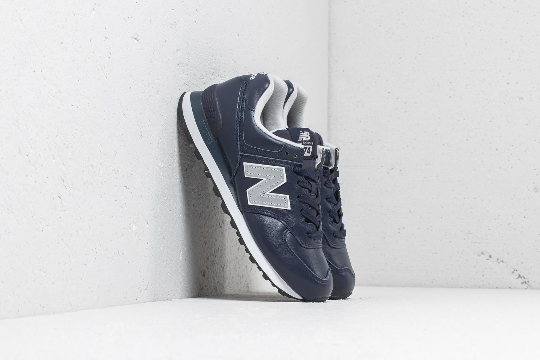 New Balance 574 Violet/ Grey za skvělou cenu 2 590 Kč koupíte na Footshop.cz