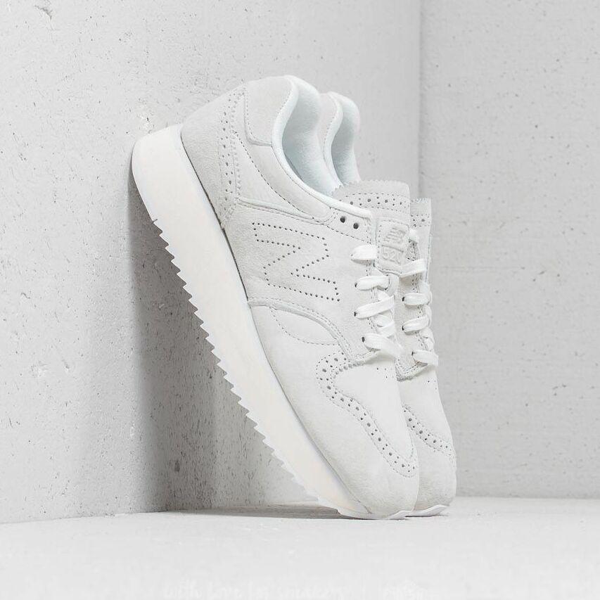 New Balance 520 Light Grey/ White EUR 40.5