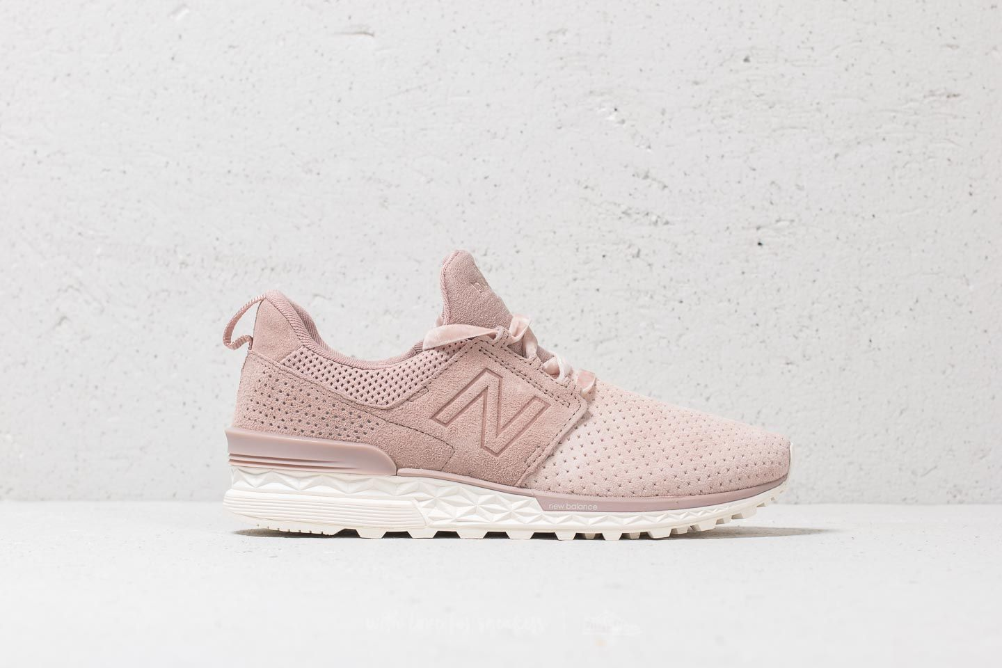 73de9a5040c New Balance 574 Pink  White at a great price £76 buy at Footshop
