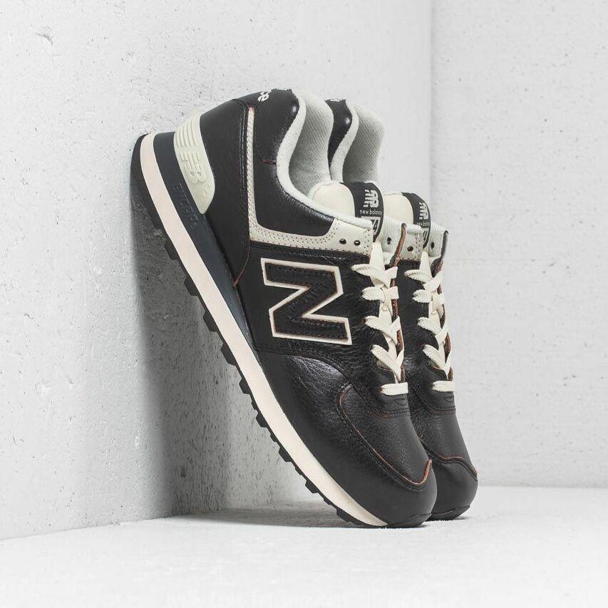 New Balance 574 Black EUR 44
