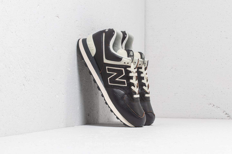 New Balance 574 Black za skvělou cenu 2 590 Kč koupíte na Footshop.cz