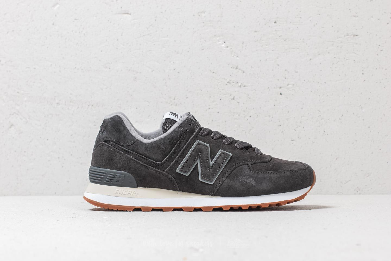 Men's shoes New Balance 574 Dark Grey