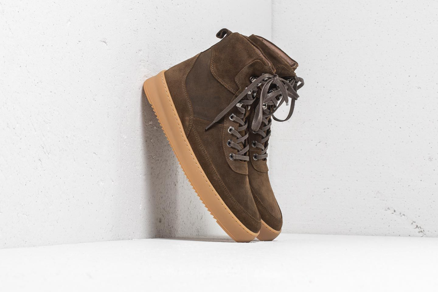 Filling Pieces Classic Boot Ripple Andes