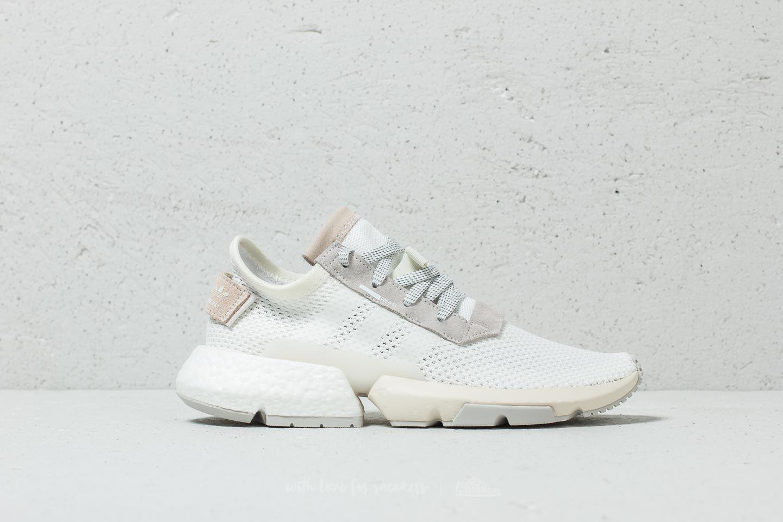 adidas POD S3.1 Ftw White Ftw White Grey One   Footshop