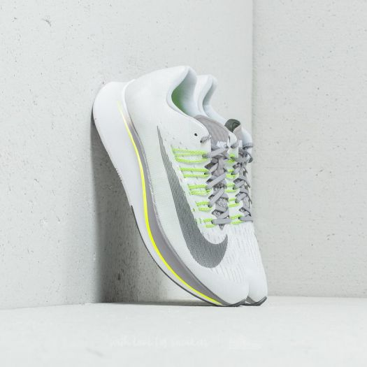 buy online 19ada 23ecc Nike W Zoom Fly White  Gunsmoke-Atmosphere Grey