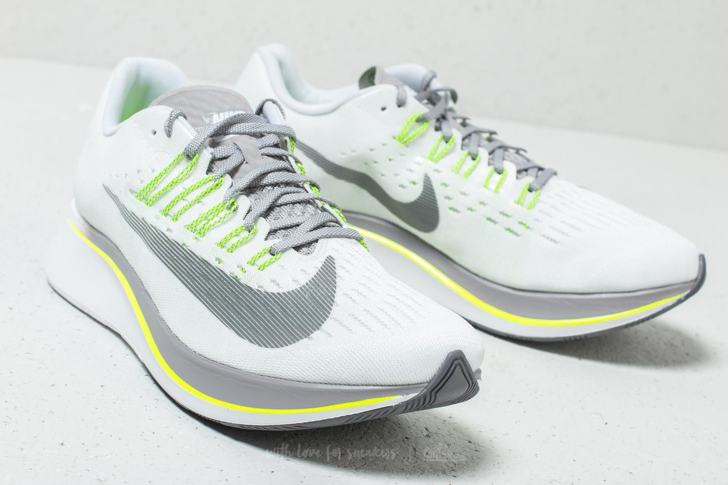 Women's shoes Nike W Zoom Fly White