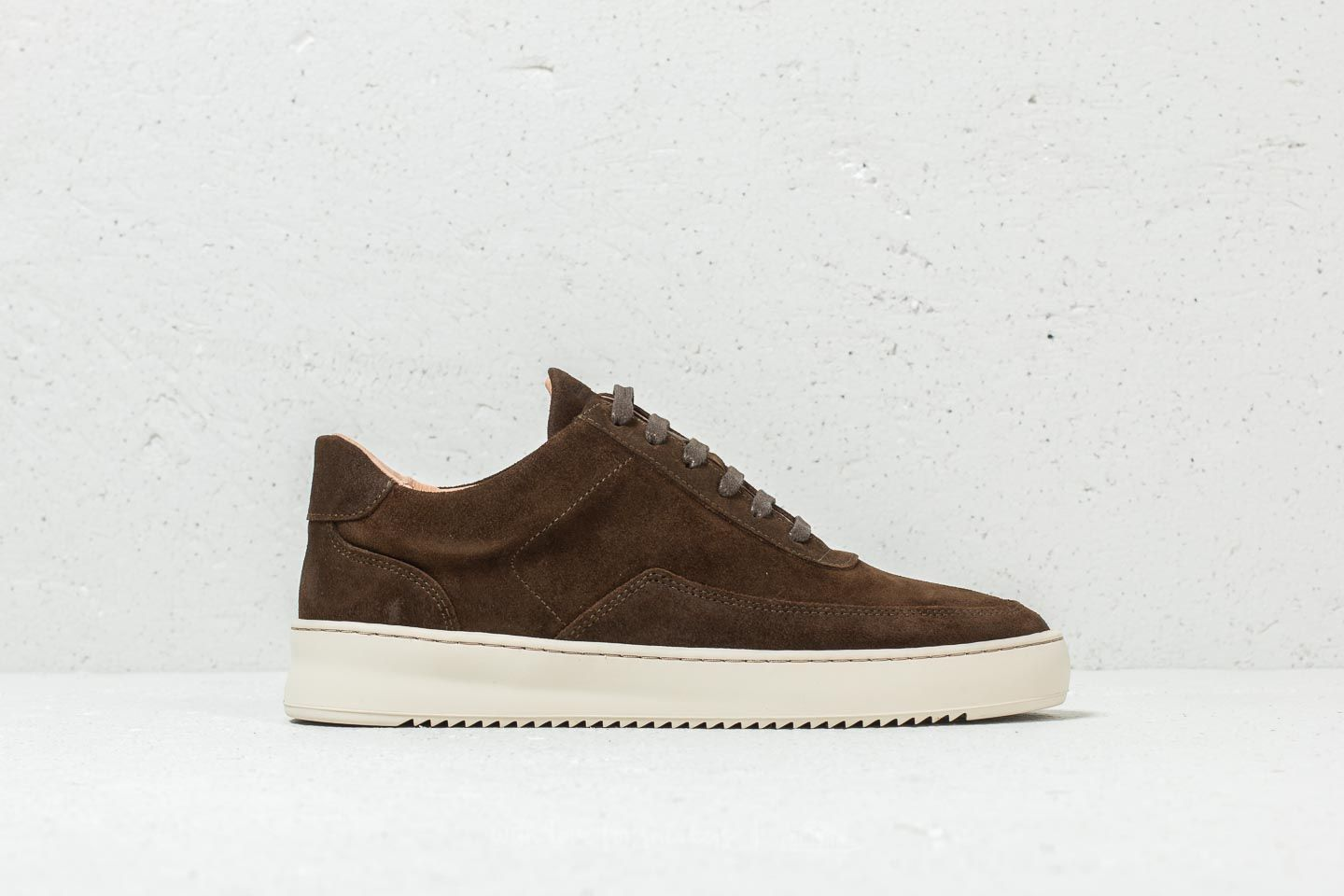 1a5c3c262961b2 Filling Pieces Low Mondo Ripple Nardo Suede Army Green at a great price 128  € buy