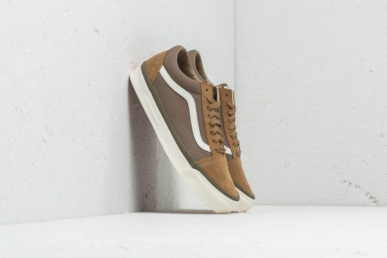 Vans OG Old Skool LX (WTAPS) Green | Footshop