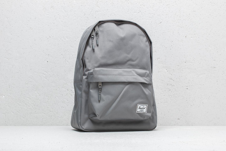 Herschel Supply Co. Classic Backpack Grey za skvělou cenu 909 Kč koupíte na Footshop.cz